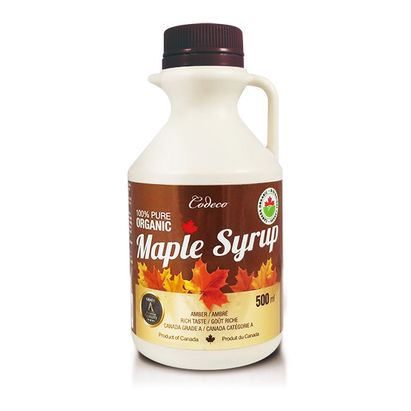 *Case Stack Sale: Codeco Organic Maple Syrup - 20% Off 24+ Units