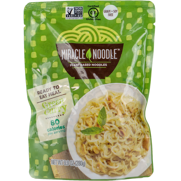 Miracle Noodle Ready-to-Eat Meals, CHFA Promo - 20% Off
