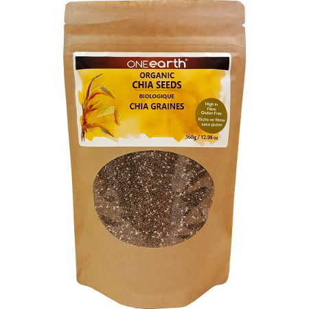 OneEarth Organic Chia Seeds