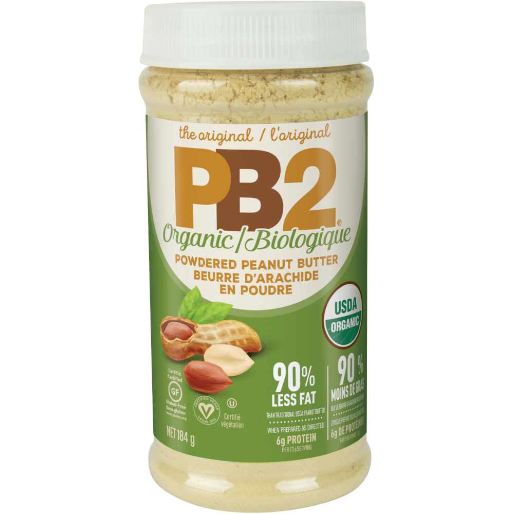 *New: PB2 Organic Powdered Peanut Butter