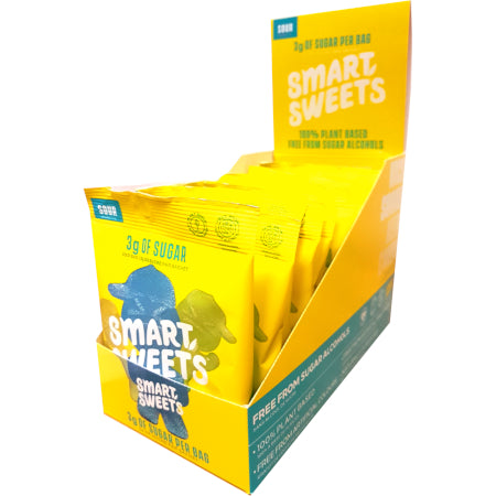 Smart Sweets Stevia-Sweetened Candies [12-Pack]