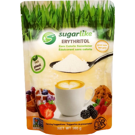 NutraEx Food Inc SugarLike Erythritol