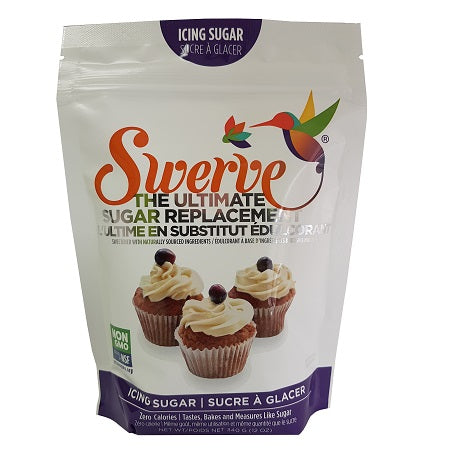 Swerve - The Ultimate Sugar Replacement, April 1-23 Promo - 25% Off