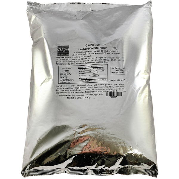*New: Carbalose White Flour (Foodservice Size)