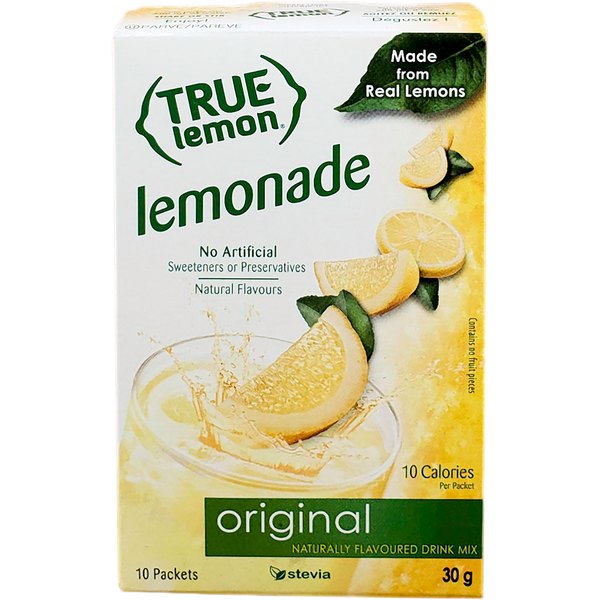 True Citrus Lemonades & Limeades