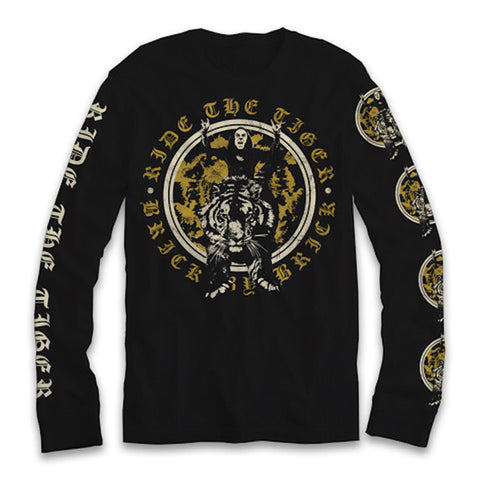 Ride the Tiger Long Sleeve Tee