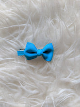 Load image into Gallery viewer, Sky Blue 2 Inch Ribbon Hair Bow