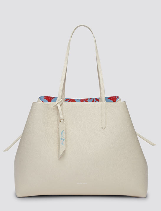 Leather Reversible Tote*