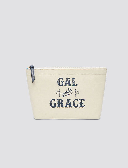 Gal With Grace Pouch