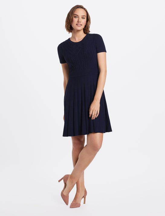 A-Line Sweater Dress