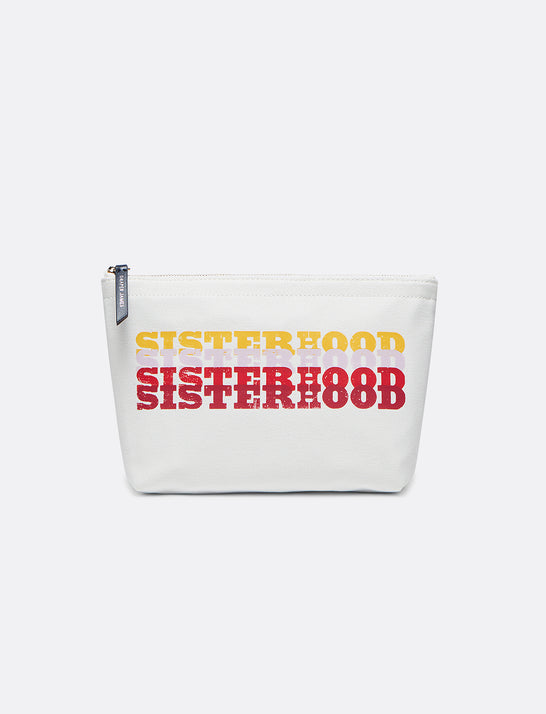 Sisterhood Cosmetic Pouch