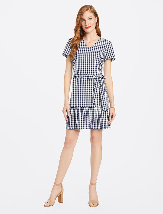 Blue Multi Gingham