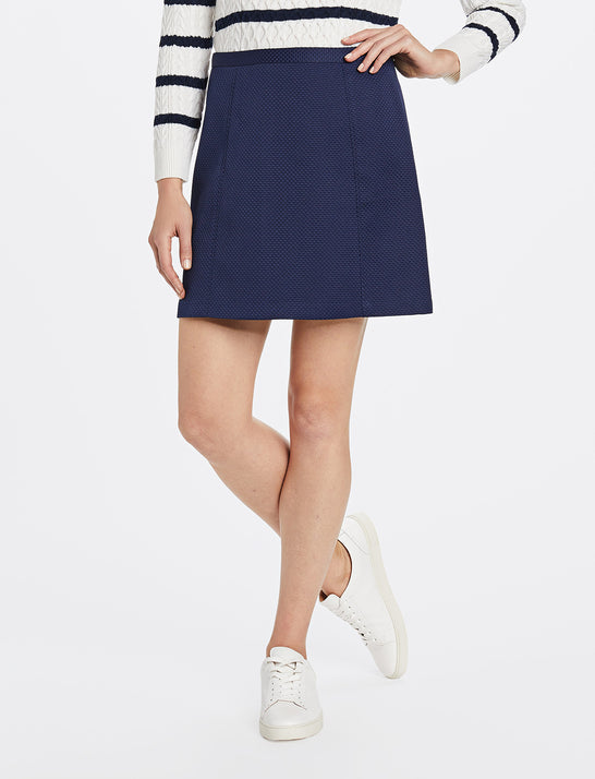 Seamed Skirt*