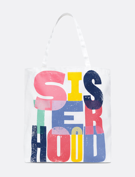 Sisterhood Book Tote