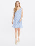 Knot Shoulder Shift Dress