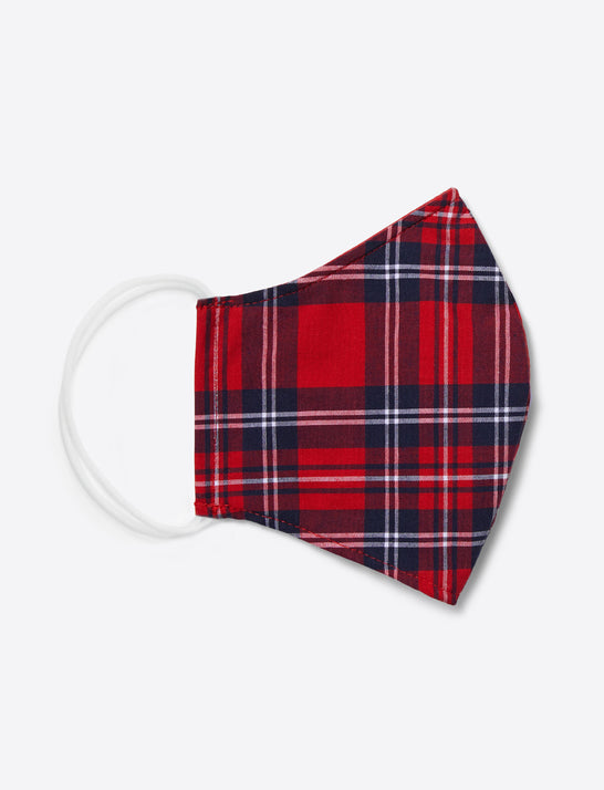 Mask in Angie Plaid