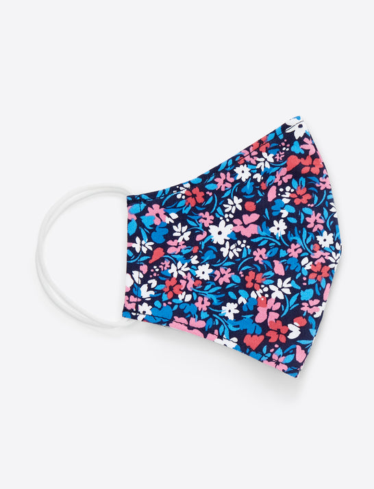 Face Mask in Spring Ditsy Floral