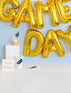 DJ x Coterie Game Day Balloon Banner