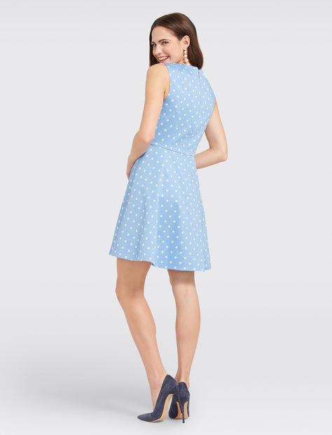 430cc146959 Dot Crew Love Circle Dress Dot Crew Love Circle Dress