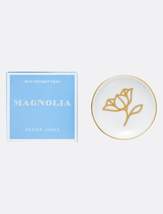 Magnolia Mini Trinket Tray