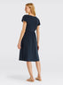 Henley A-Line Dress*