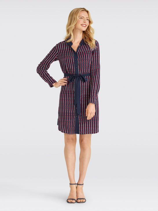 Heart Shirtdress