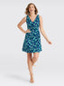 Floral Knot Love Circle Dress