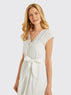 Collection Eyelet Button Front Dress