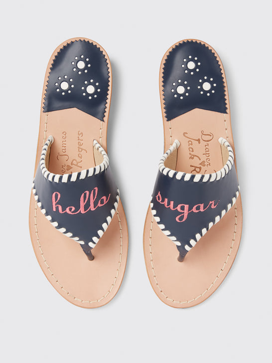 Draper James x Jack Rogers Hello Sugar Sandal