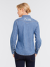 Faith Chambray Shirt