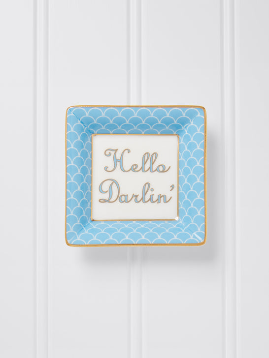 Hello Darlin' Mini Trinket Tray