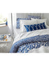 Crate & Barrel Willow Twin Sheet Set