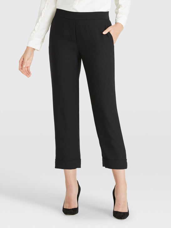 Ankle Cuff Pant