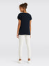 Triple Bell Shoulder Tee