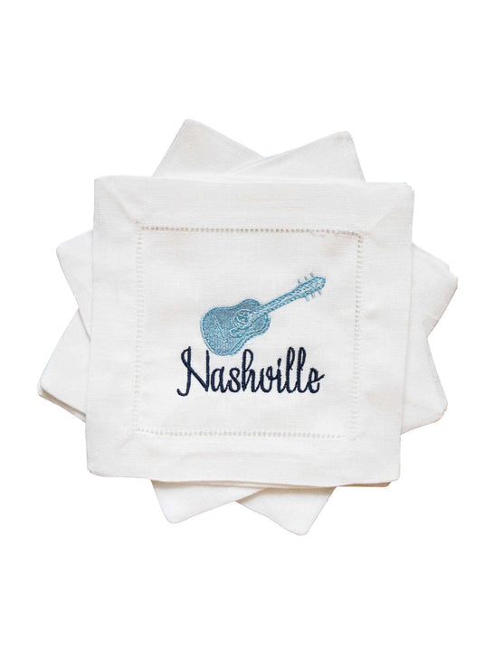 Nashville Cocktail Napkin Set