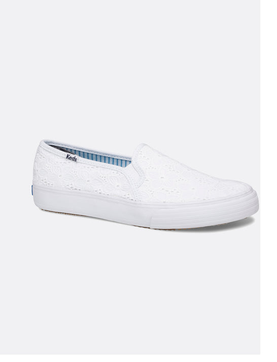 Draper James x Keds Double Decker Eyelet Shoe