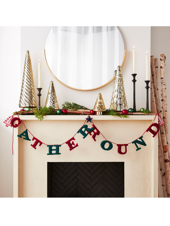 Draper James x Crate and Barrel Gather 'Round Holiday Garland*