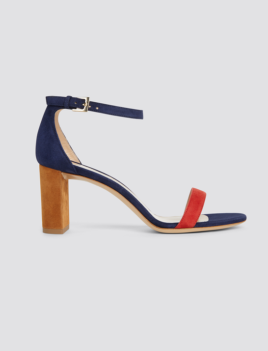 Draper James x M.Gemi Pilone Colorblock Heel