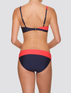Helen Jon x Draper James Colorblock Shoreline Bra