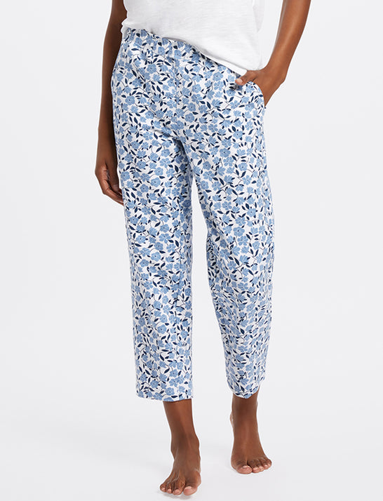 Floral Pull On Lounge Pant