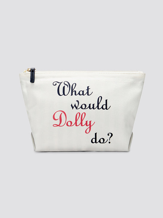What Would Dolly Do Pouch