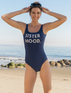 Helen Jon x Draper James Sisterhood Scoop Back One Piece