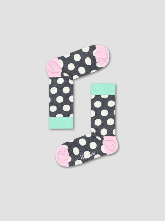Happy Socks Ladies Big Dot Sock