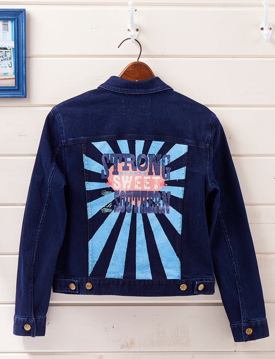 Strong Sweet And Southern Denim Jacket