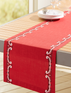 Draper James x Crate and Barrel Cookout Table Runner