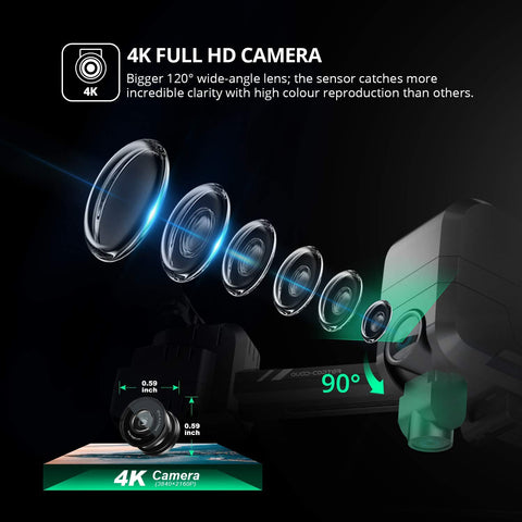 LIMITLESS Drone 4K UHD Camera
