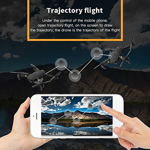 Trajectory Flight Drone X Pro