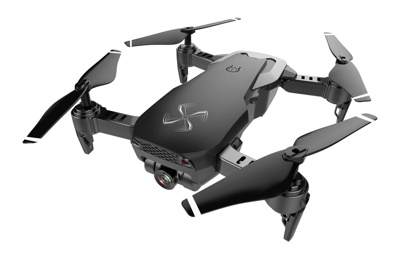 Drone X Pro AIR 4K UHD Dual Camera WIFI FPV 20min Flight Follow Me Gesture Control (2 Batteries)