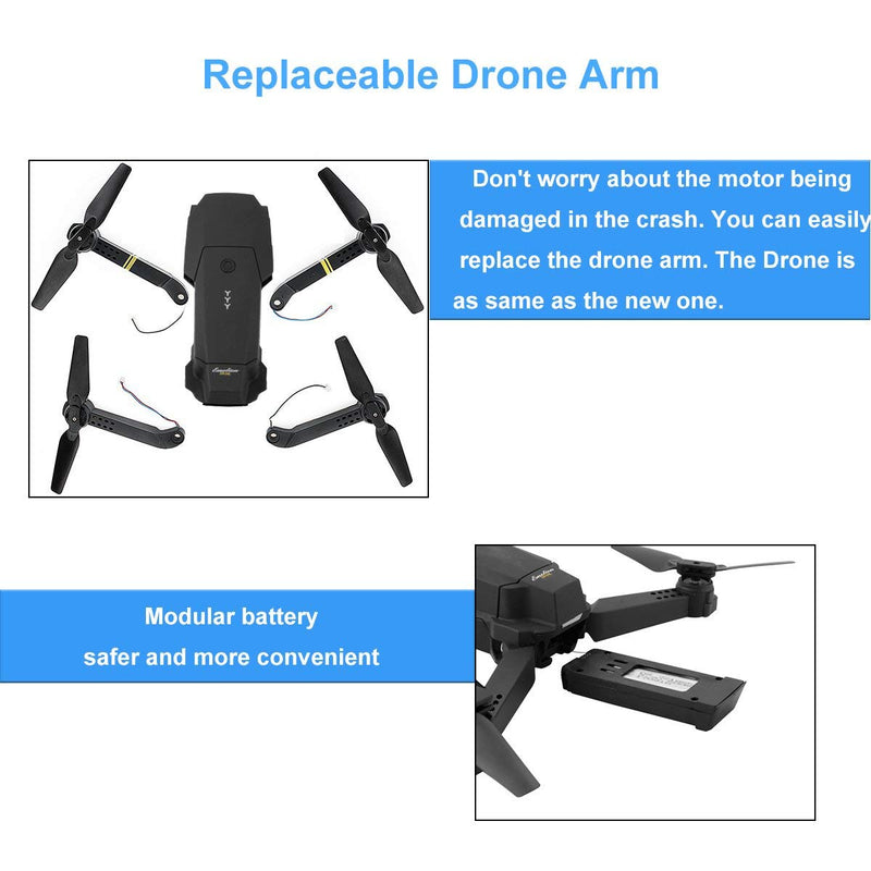 Drone X Pro EXTREME Replacement Arms Spare Parts