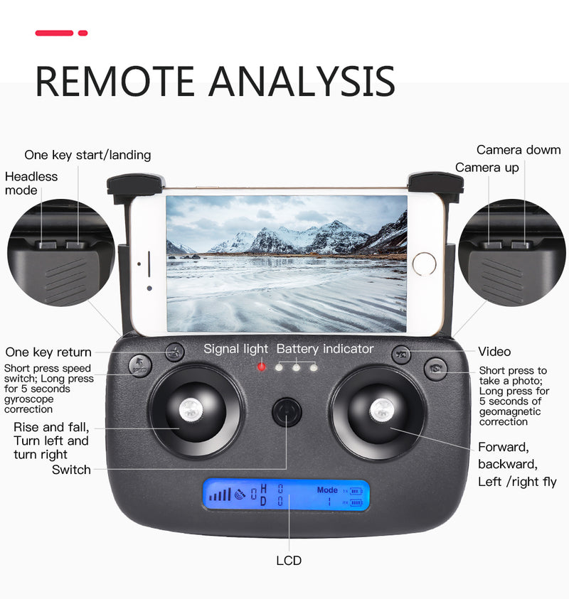 LIMITLESS Drone Controller